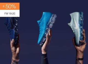 Saucony, Asics, Nike