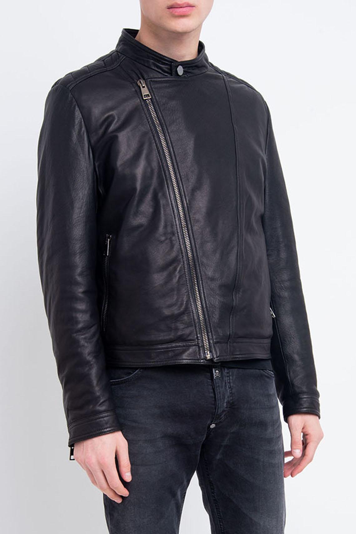 Кожаная куртка Fontanelli