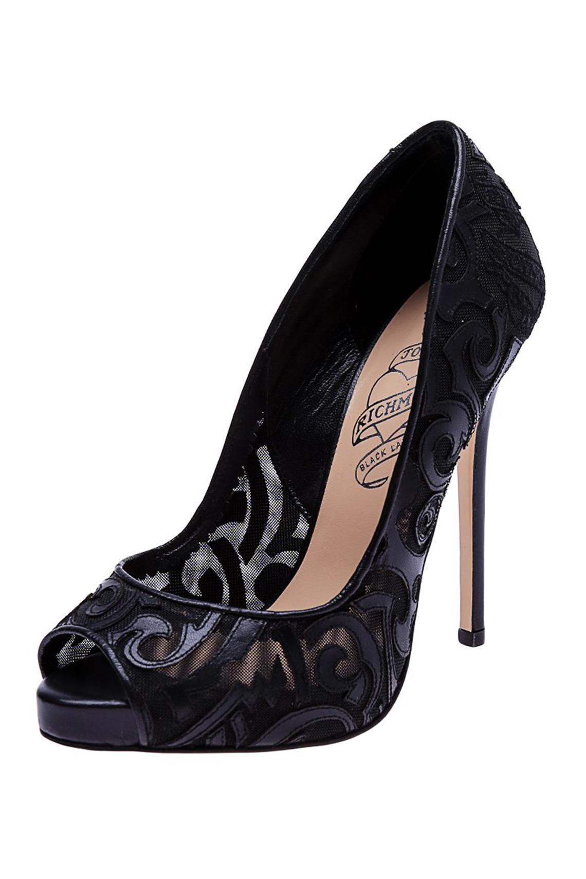 Туфли на каблуке John Richmond