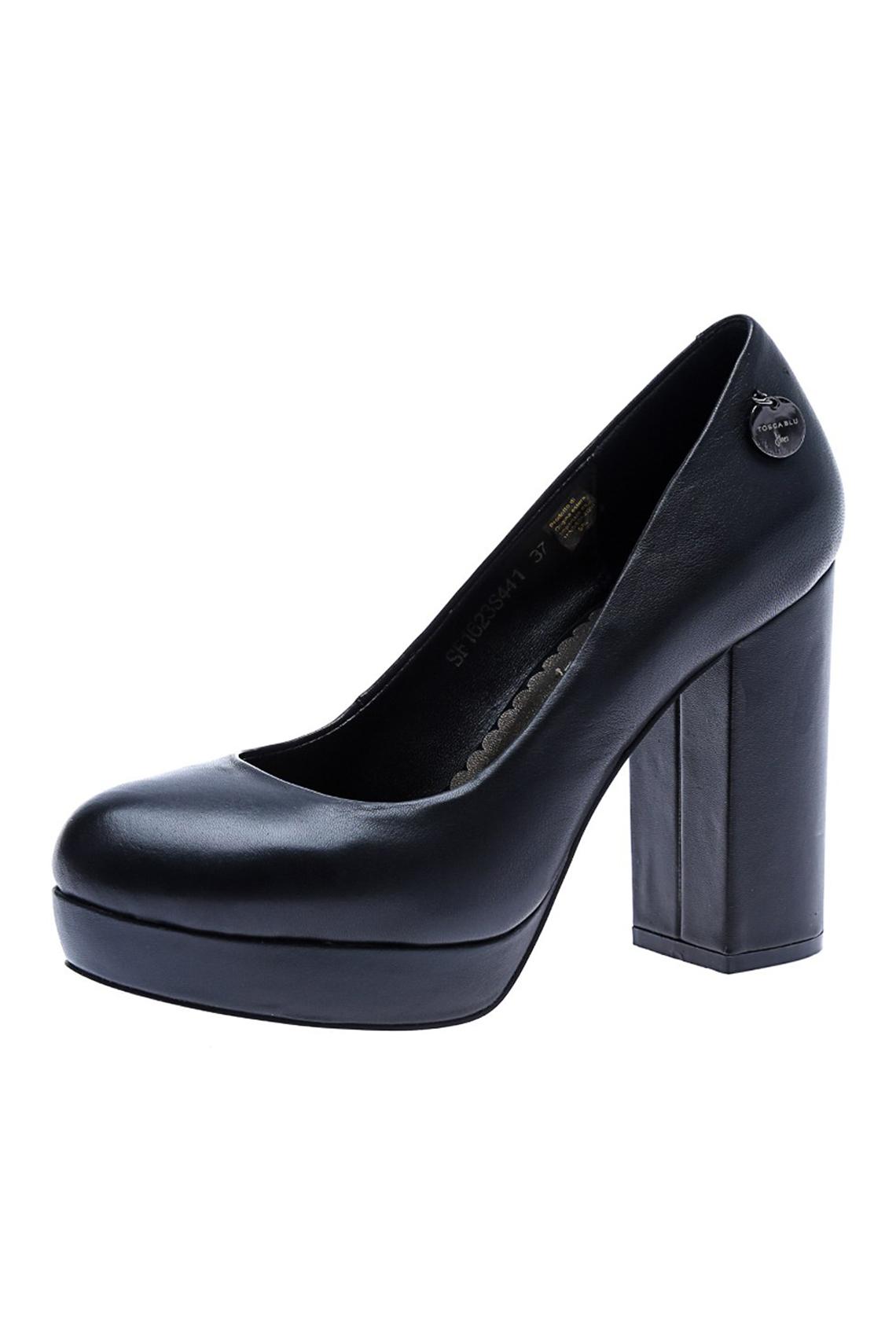 Туфли на каблуке Tosca Blu