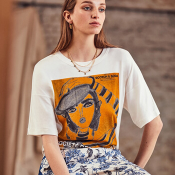 Must have: Брендовая футболка