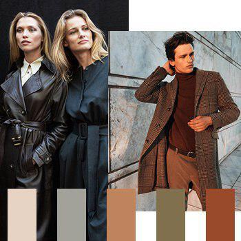 Время утепляться: самая модная осенняя верхняя одежда.