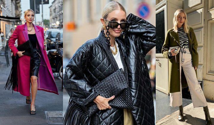 Осенняя верхняя одежда: Гид по женским трендам