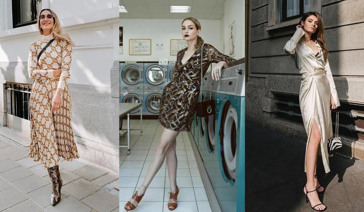 Платье: новая элегантность.