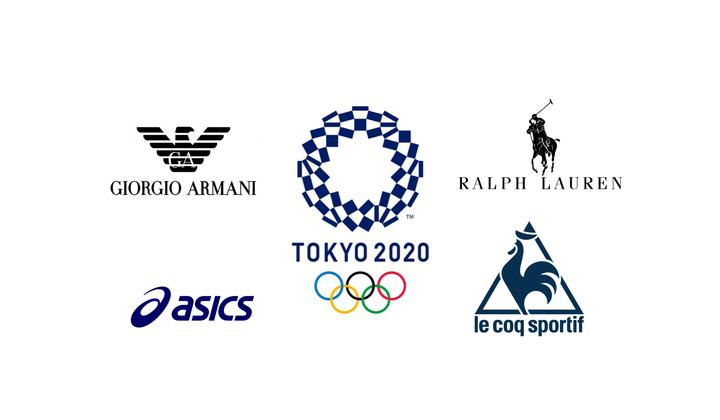 Олимпиада Токио-2020: Бренды сборных