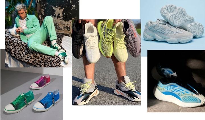 Осень 2021: Какие кроссовки сейчас в моде