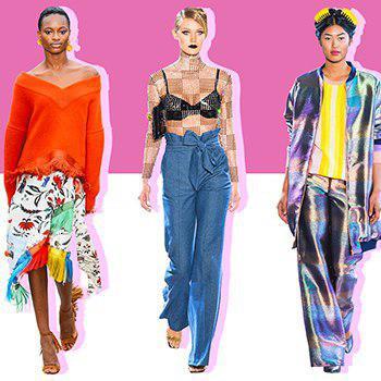 Модные тренды SS 2019: цвета, аксессуары, и must have сезона
