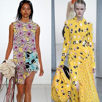 Модные платья весна-лето 2019: когда женственность побеждает