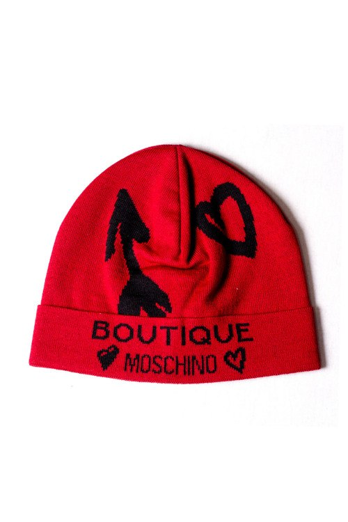 Шапка Boutique Moschino