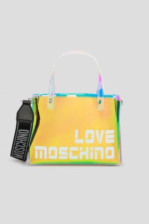 Сумка-тоут Love Moschino