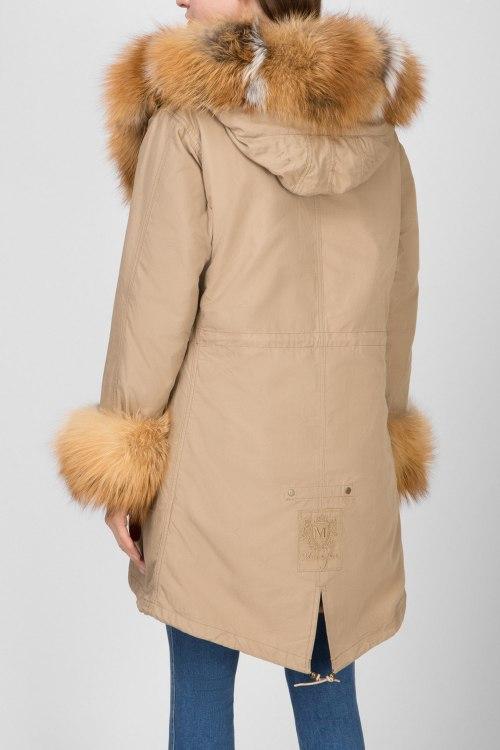 Парка на меху Miss Furs