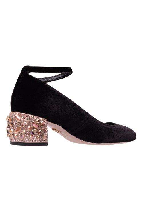 Туфли на каблуке Le Silla