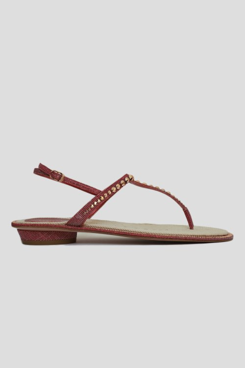 Босоножки без каблука Le Silla