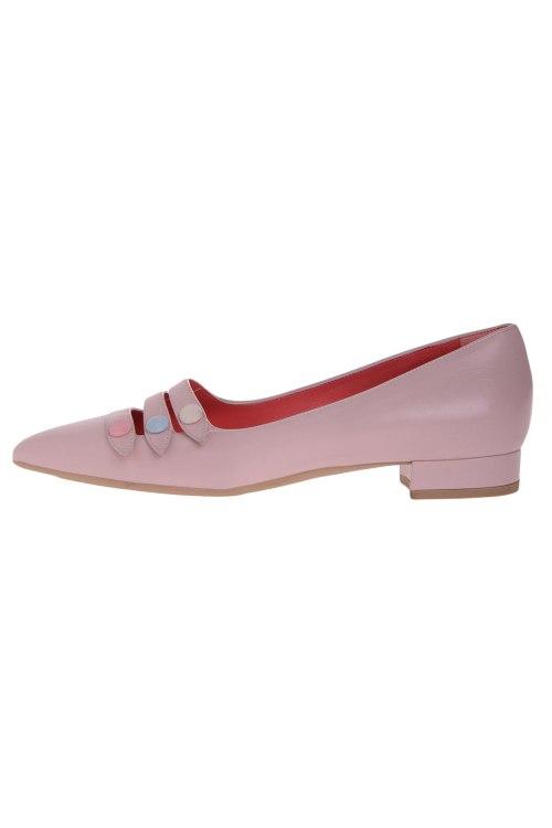 Туфли на низком ходу Pas de Rouge