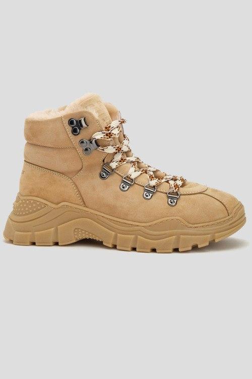 Ботинки на меху Armani