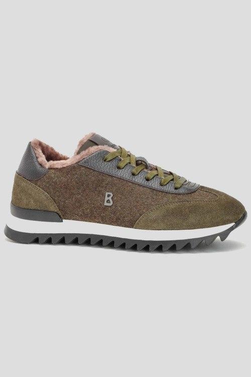 Кроссовки на меху Bogner