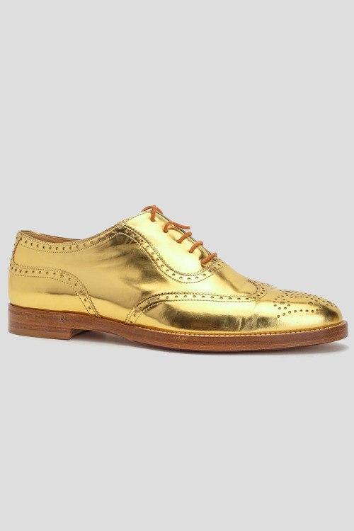 Туфли без каблука Ralph Lauren