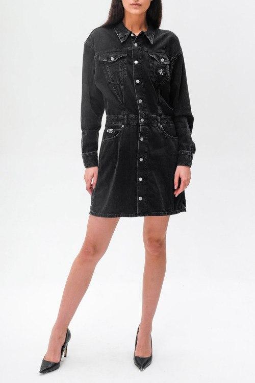 Джинсовое платье Calvin Klein