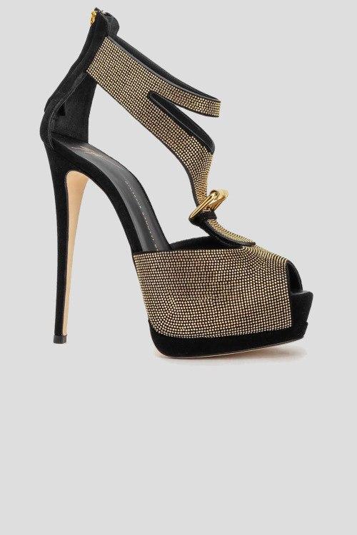 Босоножки на каблуке Giuseppe Zanotti
