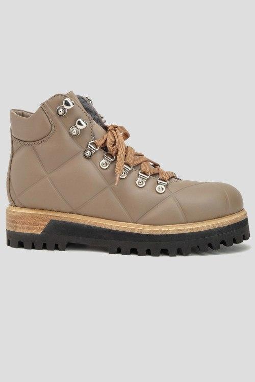 Ботинки на меху Le Silla