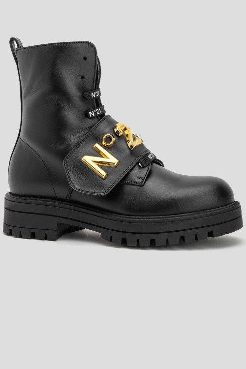Ботинки на меху N21