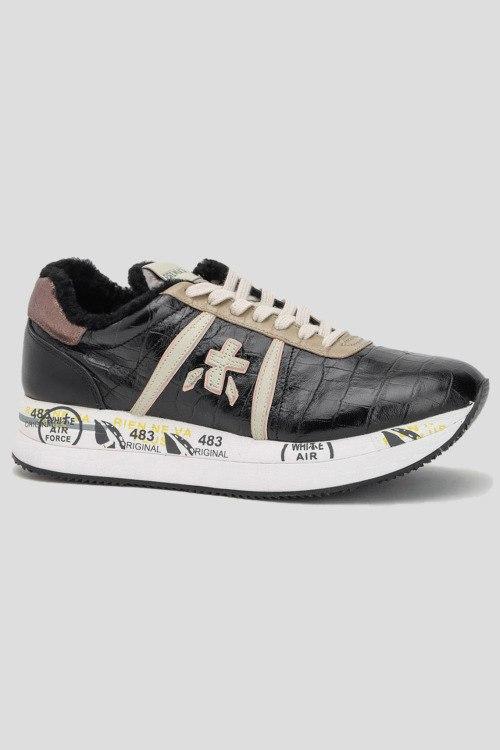 Кроссовки на меху Premiata