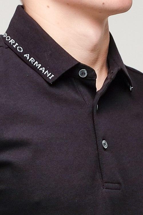 Футболка-поло Emporio Armani
