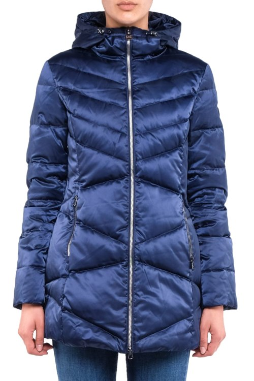 Пальто EA7 Emporio Armani