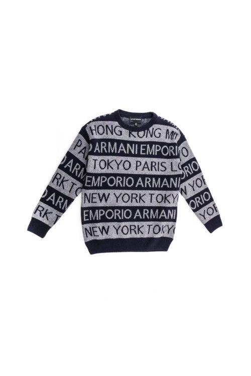Джемпер Emporio Armani Junior