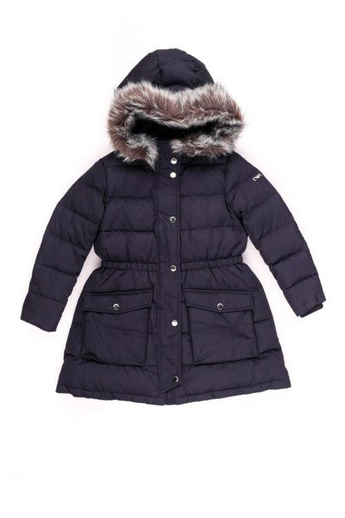 Пальто Emporio Armani Junior