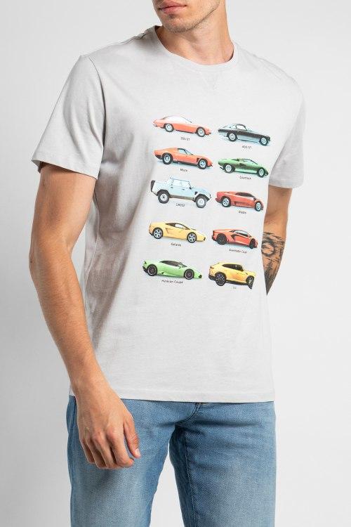Футболка Automobili Lamborghini