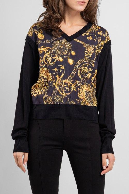 Пуловер Versace