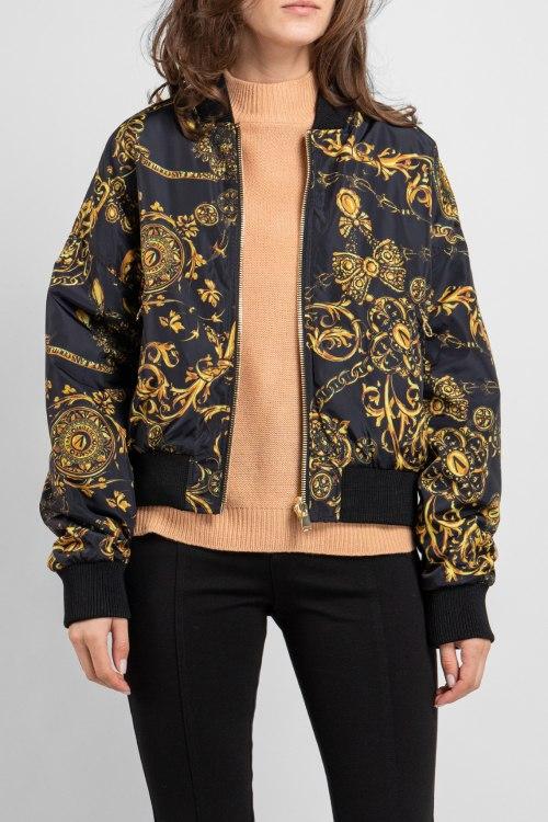 Бомбер Versace