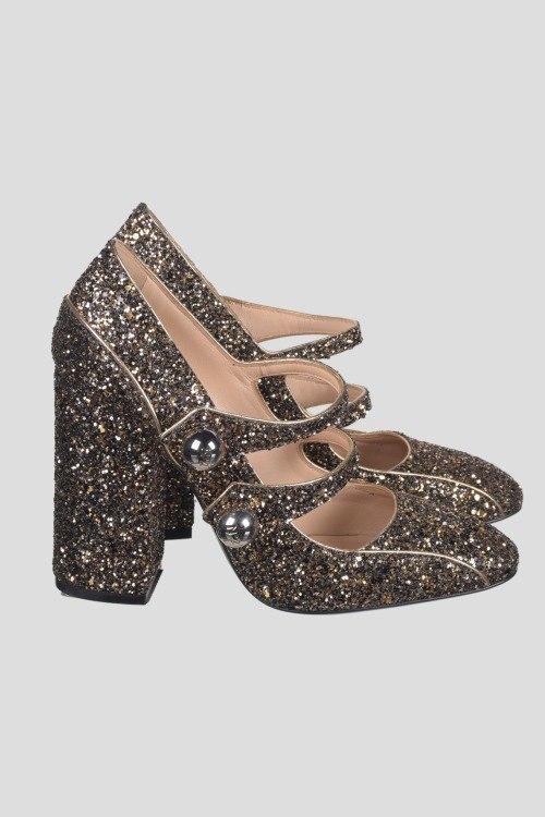 Туфли на каблуке N21