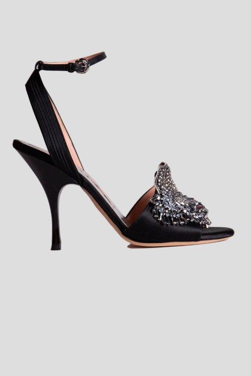 Босоножки на каблуке Rochas