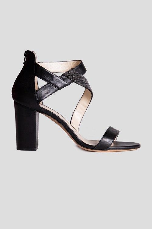 Босоножки на каблуке Fabiana Filippi