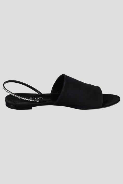 Босоножки без каблука Nina Ricci