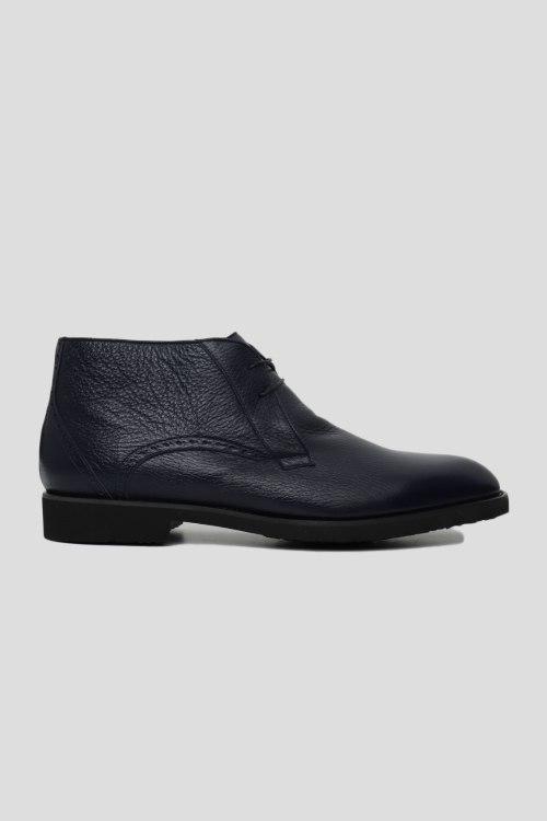 Ботинки на меху Moreschi