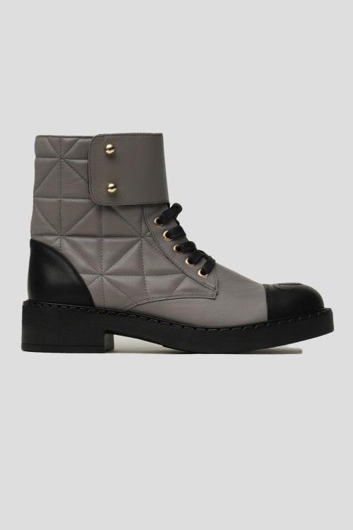 Ботинки на меху Helena Soretti