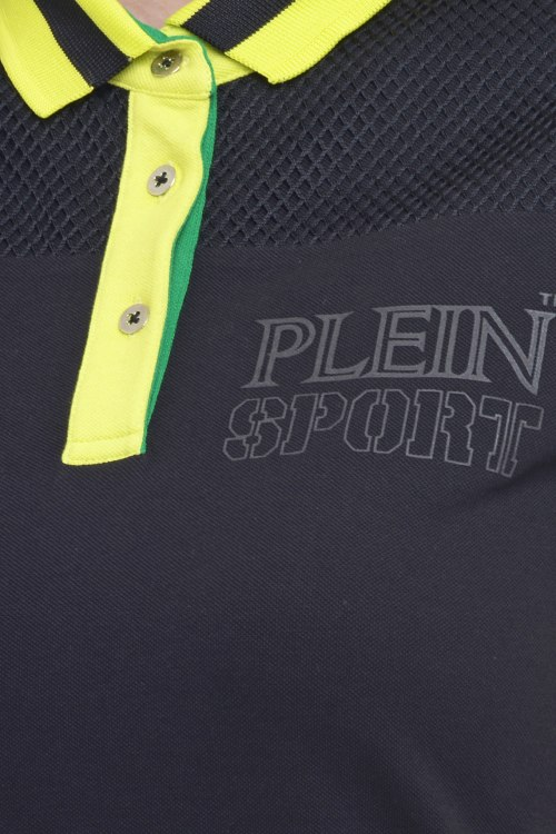 Футболка-поло Plein Sport
