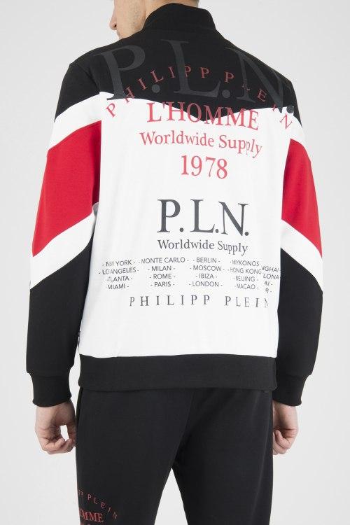 Спортивная кофта Philipp Plein