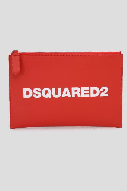 Клатч Dsquared2