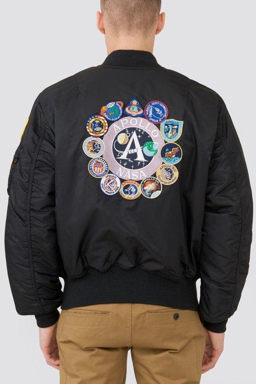 Бомбер Alpha Industries