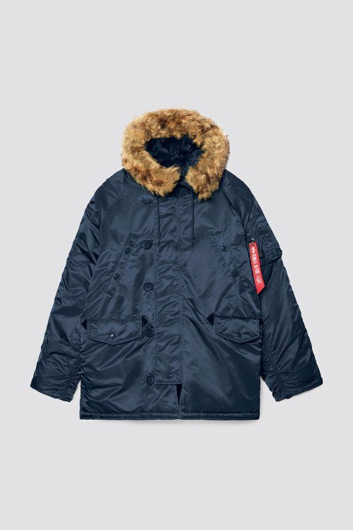 Пуховик Alpha Industries