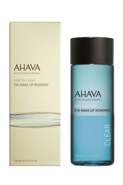 Средство для снятия макияжа глаз Ahava