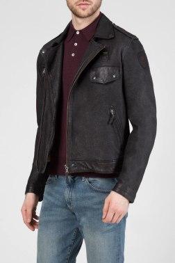 Кожаная куртка Blauer