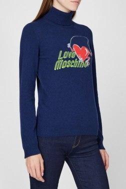 Гольф Love Moschino