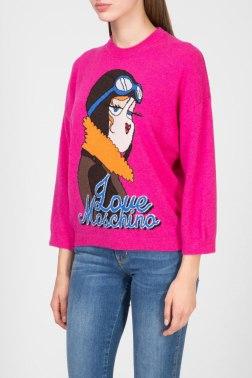 Пуловер Love Moschino