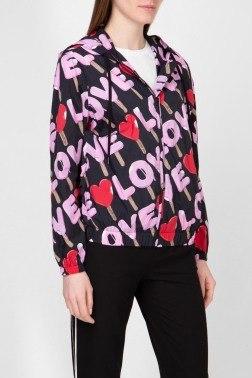 Ветровка Love Moschino