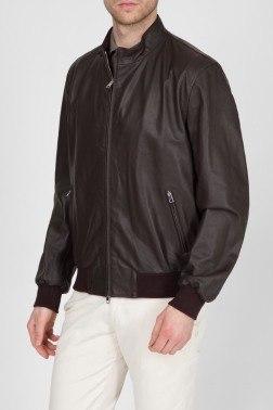 Кожаная куртка Tombolini